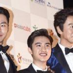 趙寅成帥翻領大賞-第三屆大田電視劇節(2014 APAN STAR AWARDS)