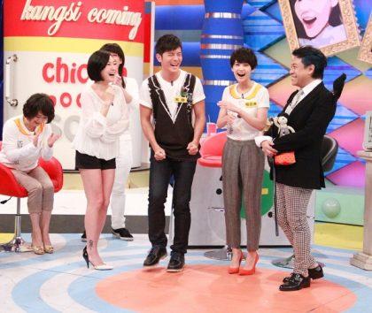 楊丞琳認宥勝為「天菜」 大方討論內衣胸墊