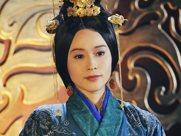 昭陽公主 石小群飾