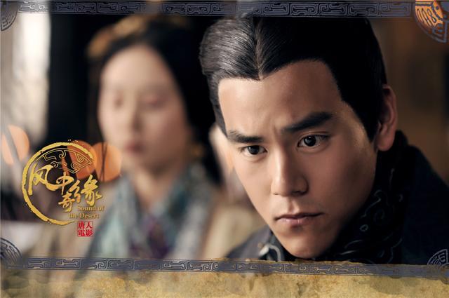 風中奇緣「霸氣總裁」,彭于晏成為台灣最具影響力的男一號