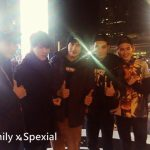 Fanily x 突擊隊長–2015跨年彩排 巧遇 SpeXial (≧∇≦)