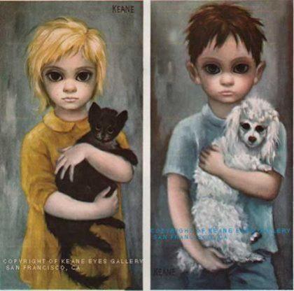 「大眼睛」裡的秘密 提姆波頓詮釋藝術史大騙局