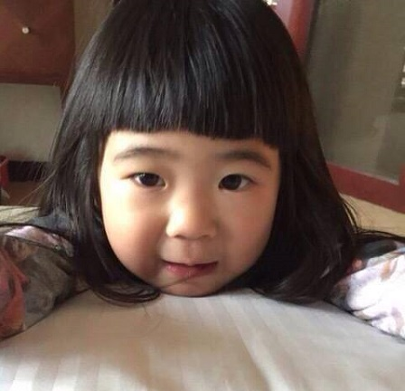 2015閃亮星大賞-最Q萌娃Grace姐姐