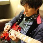 我的滾石情歌是 陳綺貞-吉他手