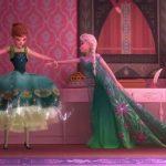 迪士尼卡通《冰雪奇緣:驚喜連連》終於首度曝光預告片