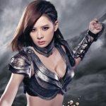 性感電玩女神 陪你擊退惡勢力