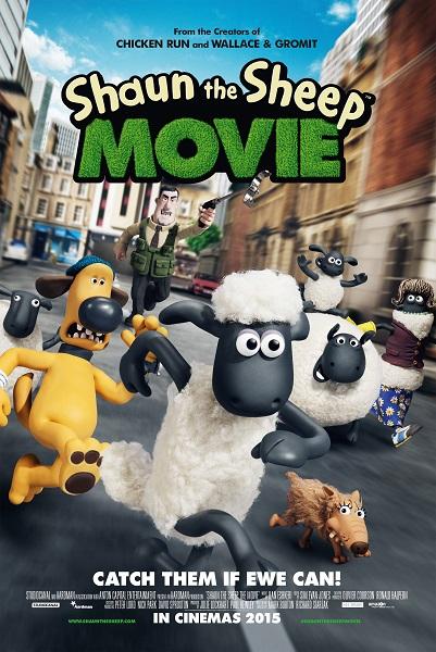 羊年就要看羊電影 《笑笑羊》與你一路咩到底