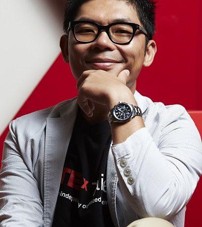 每月一書以書策展第九次聚會 TEDxTaipei策展人許毓仁來開講!