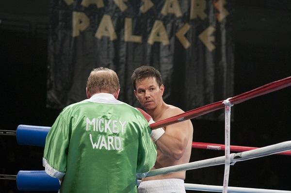 馬克華伯格特訓4年 完美呈現拳王套路