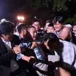 為農民發聲 蔡振南率兩百壯士抗議