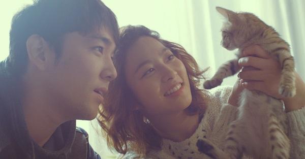 強仁、朴世榮雙唇交纏好浪漫 《親愛貓咪》意外撿到名價貓