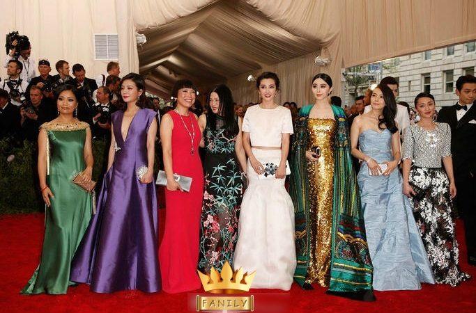 2015 Met Gala紅毯上華人女 星星光褶褶 趙薇、范冰冰、高圓圓、周迅、李冰冰等閃亮無比
