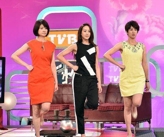 「17歲的青春」 方念華、張鈞甯、蘇宗怡、夏嘉璐儀隊隊長大集合