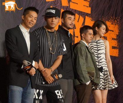 《一萬公里的約定》開鏡  周杰倫、林義傑電影監製初體驗   賴雅妍、黃遠為戲吃盡苦頭