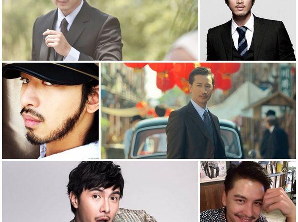 「Fanily分享你」娛樂平台於本周舉辦「鬍渣型男大PK」,迷戀「渣」男不是罪、誰叫他們再渣都有型!