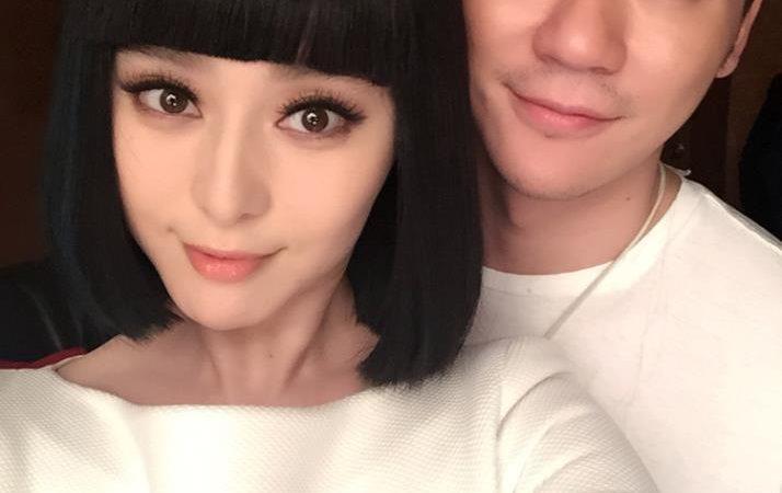 《娛樂大頭條》「范爺」認了牧哥哥  李晨、范冰冰公開戀情