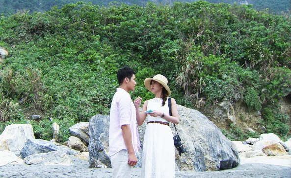 蔡黃汝高中曾被初戀男友求婚 曾想著23歲就結婚