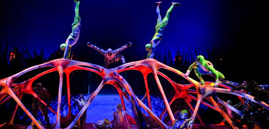 「釵」級比一比:太陽劇團「魔幻森林」 v.s 跨界故事派對「釵」