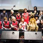 赤世代揪團跨國交流日本アンチモン 、the Ace一起cosplay灌籃高手齊開唱!