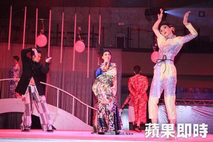 【轉載】艾怡良半夜練唱舞台劇 怕鄰居報警