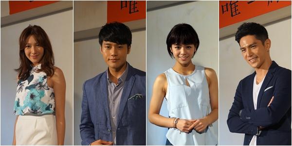 宋芸樺轉戰電視偶像劇  為《唯一繼承者》帶來幸福美味