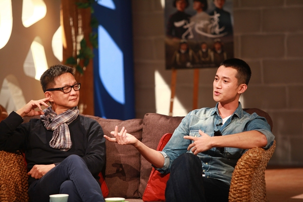 公視《公視藝文大道》12月10日播出《一把青》專訪