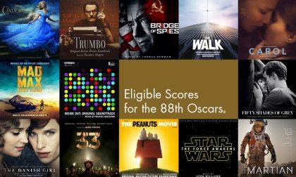 《第88屆奧斯卡頒獎典禮》可鎖定台視LIVE 知名影評人塗翔文 同步講評掌握得獎訊息 (完整入圍名單)