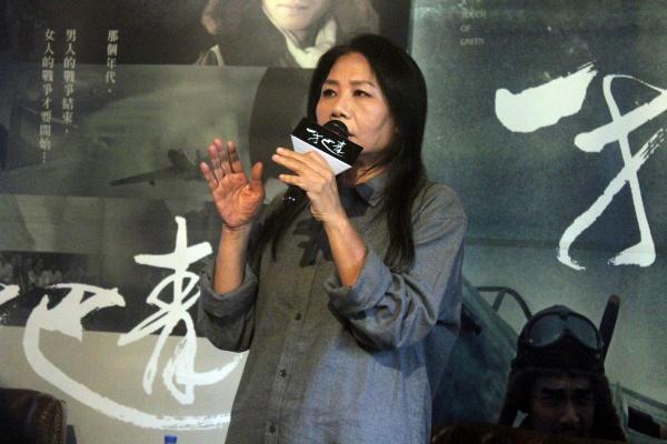 陳小霞上了賊船 和曹瑞原導演合作音樂兼買單