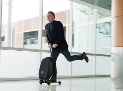 八七分不能再高啦~ 讓行李箱帶你風馳電掣!