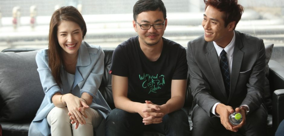 《紅衣小女孩》導演程偉豪電影新作《目擊者》 莊凱勛、許瑋甯分享撞車戲驚險幕後