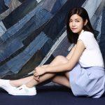 亞洲巨星陳妍希續約代言ROYAL ELASTICS,銷售成績亮眼