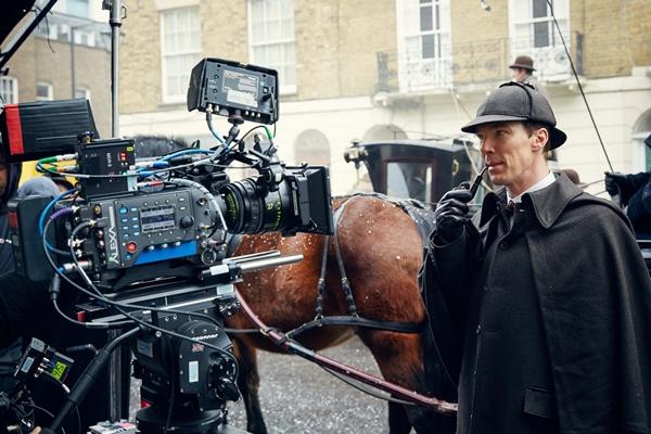 英國BBC神秘出招 《新世紀福爾摩斯》明年初現身大銀幕