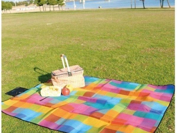 攻略夏日野餐秘笈 悠閒慢活不必等