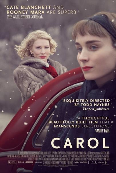 【電影介紹】《因為愛你》Carol