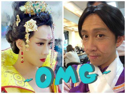陳漢典古裝扮相好驚豔  這是陳喬恩、武媚娘還是花千骨 大家來評論