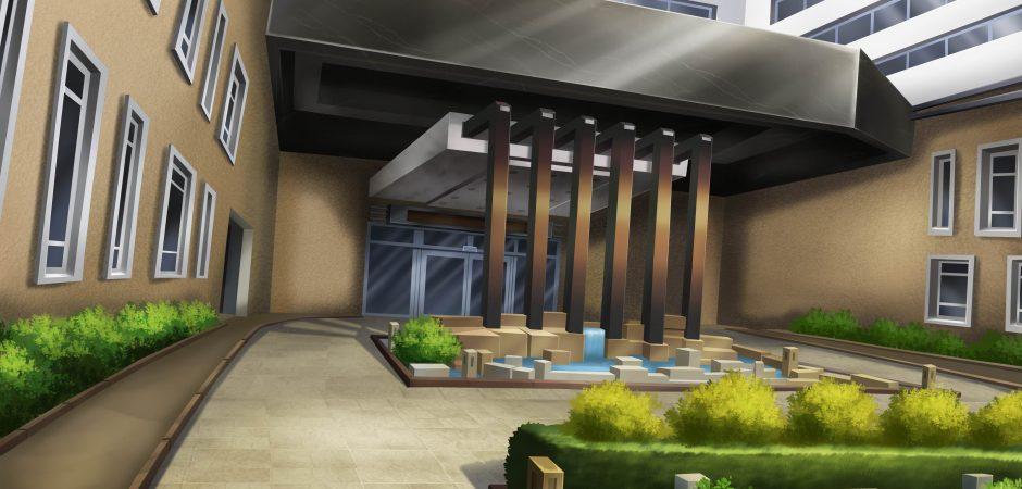 《醉後決定愛上你》動畫場景連連看Part3─『花蓮悅來飯店』