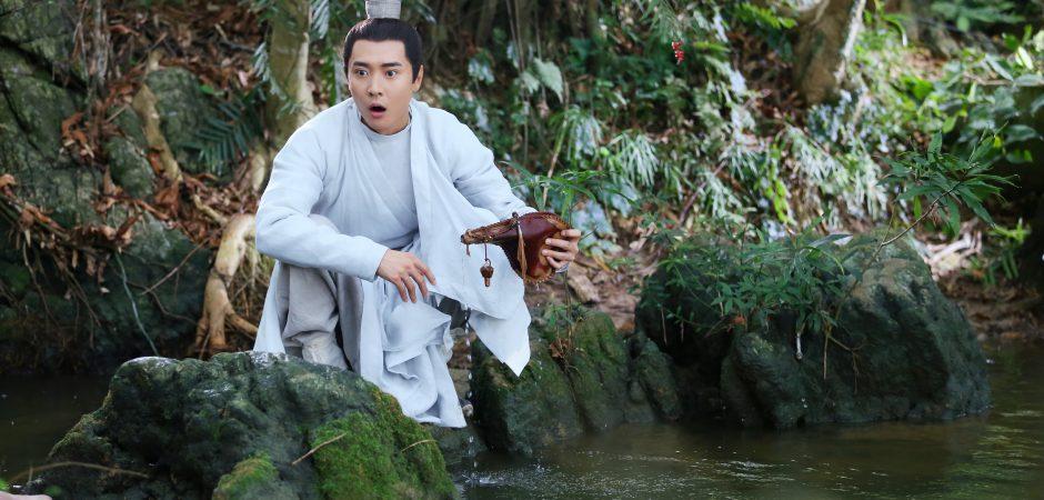 【參加我與花千骨有約】我最喜愛的角色是東方彧卿