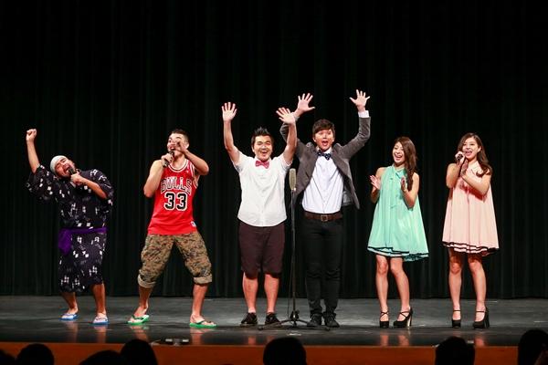 「沖繩吉本新喜劇」首度登台 猩爺率家鄉眾星搞笑無極限