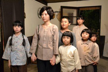 孫淑媚挑戰史上最「多產」女主角帶十個小孩獲封「台版阿信」