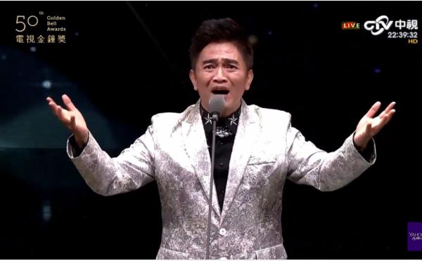 憲哥就是憲哥!吳宗憲「開酸」金鐘獎評審 連五月天都按讚 網友讚「台灣最強主持人」