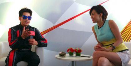 《地球黃金線》獨家專訪談超跑 天王郭富城變身『熱血大男孩』
