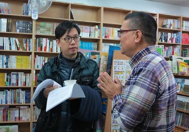 《書店裡的影像詩》第二季將開拍 公視現正播出第一季