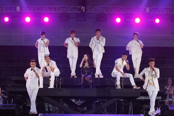5.5萬人見證台灣新世代男孩團體SpeXial
