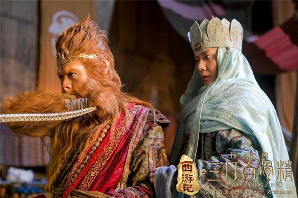強勢賀歲片《三打白骨精》郭富城、馮紹峰、鞏俐聯手打造新西遊記