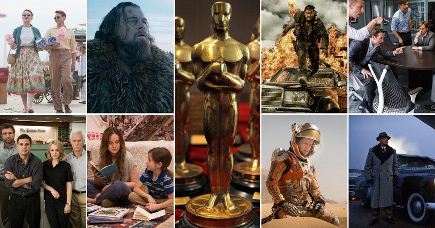 2016年第88屆奧斯卡金像獎「最佳影片Best Picture」