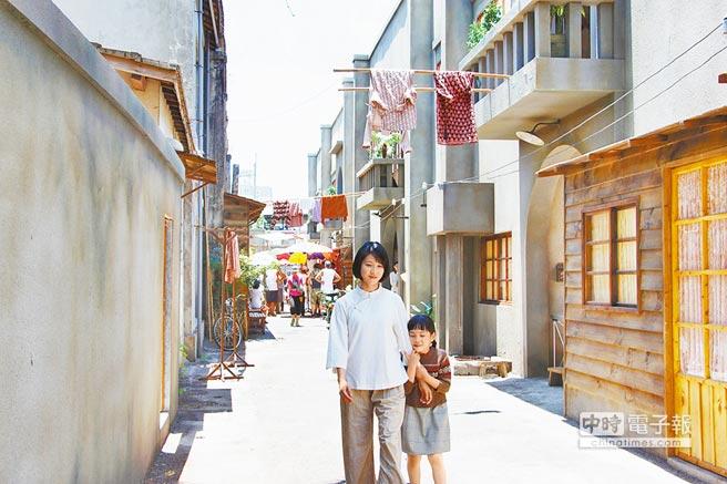 [中國時報]岡山醒村眷舍 《一把青》相中取景