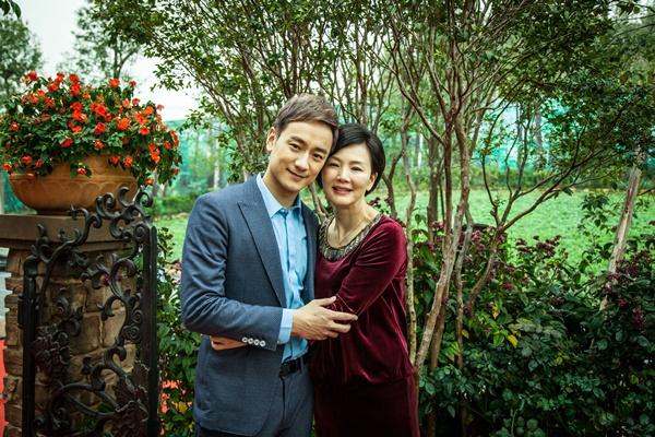林佑威新戲演最孬富二代 談婆媳問題狂皺眉