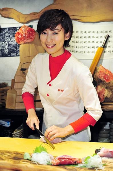 料理店初體驗 大久保麻梨子「操刀」好緊張