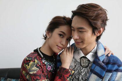 陳庭妮客串 與黃河演吻戲 搞笑說「親到了!」