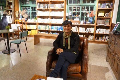 板橋金城武的夢想:透過表演藝術讓世界溫柔發光─郭耀仁